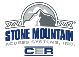 Stone Mountain Access Systems Logo